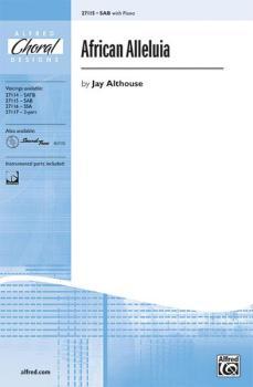 African Alleluia (AL-00-27115)