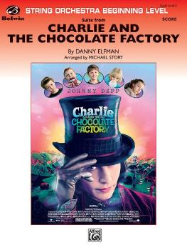 <I>Charlie and the Chocolate Factory,</I> Suite from (AL-00-25007S)