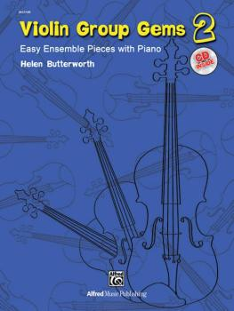 Gems for Violin Ensembles 2: Easy Ensemble Pieces with Piano (AL-00-20121UK)
