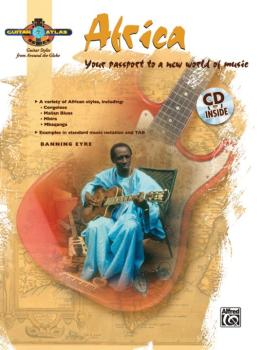 Guitar Atlas: Africa: Your passport to a new world of music (AL-00-20450)