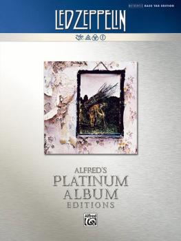 Led Zeppelin: Untitled (IV) Platinum Album Edition (AL-00-40937)
