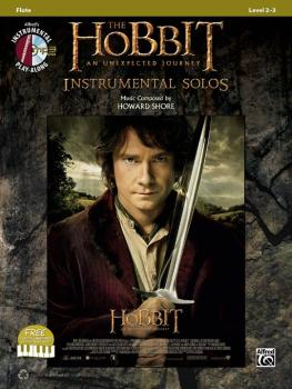<i>The Hobbit: An Unexpected Journey</i> Instrumental Solos (AL-00-40967)