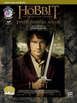 <i>The Hobbit: An Unexpected Journey</i> Instrumental Solos (AL-00-40997)