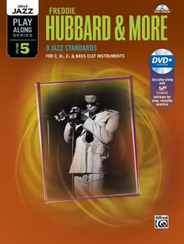 Alfred Jazz Play-Along Series, Vol. 5: Freddie Hubbard & More (9 Jazz  (AL-00-41150)