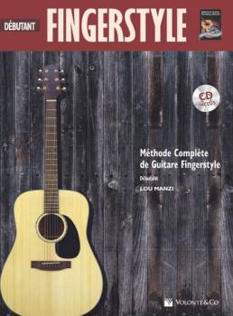 Fingerstyle Debutante [Beginning Fingerstyle Guitar]: Methode Complete (AL-00-42002)