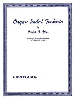 Organ Pedal Technic (AL-00-FE08034)