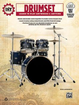 DiY (Do it Yourself) Drumset: Learn to Play Anywhere & Anytime (AL-00-42551)