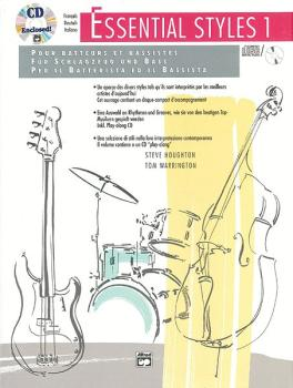 Essential Styles for the Drummer and Bassist, Book 1 (AL-00-4309)