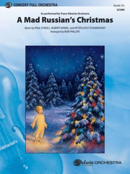 A Mad Russian's Christmas: As Performed by Trans-Siberian Orchestra (AL-00-43806S)