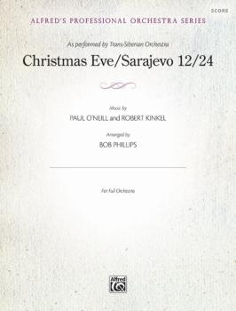 Christmas Eve/Sarajevo 12/24: As performed by Trans-Siberian Orchestra (AL-00-43811)