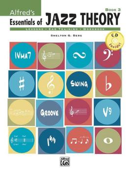 Alfred's Essentials of Jazz Theory, Book 3 (AL-00-20810)