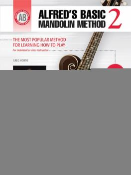 Alfred's Basic Mandolin Method 2: The Most Popular Method for Learning (AL-00-40946)