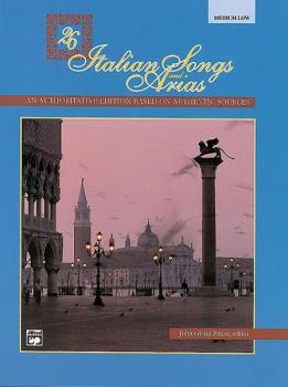 26 Italian Songs and Arias (AL-00-4862)