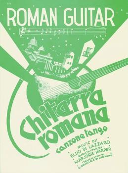 Roman Guitar (AL-00-578)