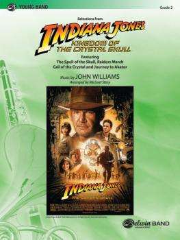 <i>Indiana Jones and the Kingdom of the Crystal Skull,</i> Selections  (AL-00-30786)