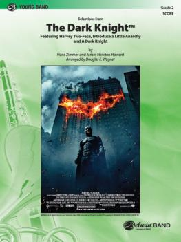 <i>The Dark Knight,</i> Selections from (Featuring: Harvey Two-Face /  (AL-00-30792S)