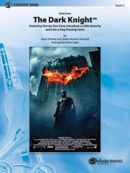 <i>The Dark Knight</i>, Suite from (Featuring: Harvey Two-Face / Intro (AL-00-30817)