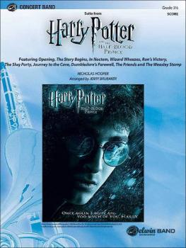 <i>Harry Potter and the Half-Blood Prince</i>, Suite from (Featuring:  (AL-00-30820)