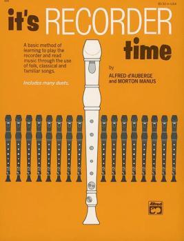 It's Recorder Time (AL-00-674)