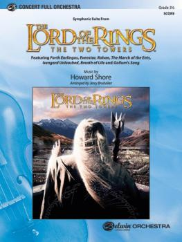 <I>The Lord of the Rings: The Two Towers,</I> Symphonic Suite from (Fe (AL-00-FOM03007C)