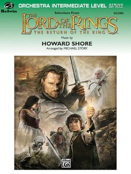 <I>The Lord of the Rings: The Return of the King</I>, Selections from  (AL-00-FOM04005C)