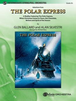 <I>The Polar Express,</I> Selections from (Featuring: The Polar Expres (AL-00-FOM04010)