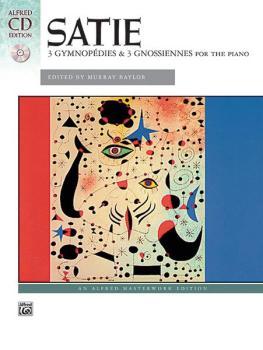 Satie: 3 Gymnopédies & 3 Gnossiennes (AL-00-28056)