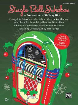 Jingle Bell Jukebox: A Presentation of Holiday Hits Arranged for 2-Par (AL-00-34713)