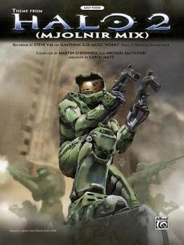 Theme from <i>Halo 2</i> (Mjolnir Mix) (AL-00-31465)