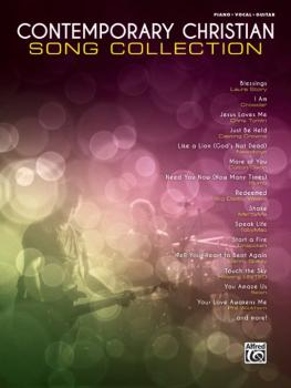 Contemporary Christian Song Collection (AL-00-45957)