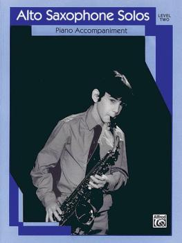 Alto Saxophone Solos (AL-00-EL03129)