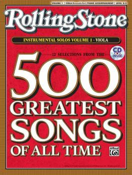 Selections from <i>Rolling Stone</i> Magazine's 500 Greatest Songs of  (AL-00-30362)