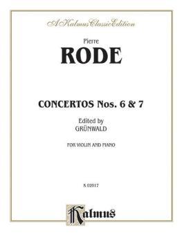 Concertos Nos. 6 and 7 (AL-00-K02017)