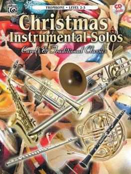 Christmas Instrumental Solos: Carols & Traditional Classics (AL-00-IFM0231CD)
