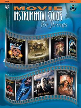 Movie Instrumental Solos for Strings (AL-00-IFM0316CD)