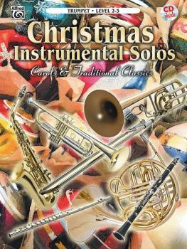 Christmas Instrumental Solos: Carols & Traditional Classics (AL-00-IFM0228CD)