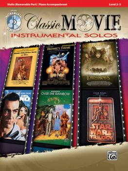 Classic Movie Instrumental Solos for Strings (AL-00-35125)