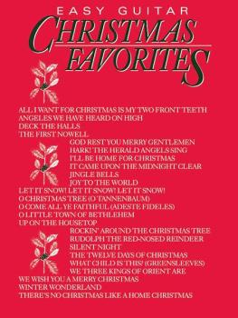 Christmas Favorites (AL-00-GF0325A)