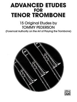 Etudes for Tenor Trombone (AL-00-CHBK01030A)
