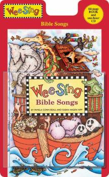 Wee Sing Bible Songs (AL-74-0843113006)