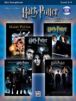 <i>Harry Potter</i>™ Instrumental Solos (Movies 1-5) (AL-00-29056)