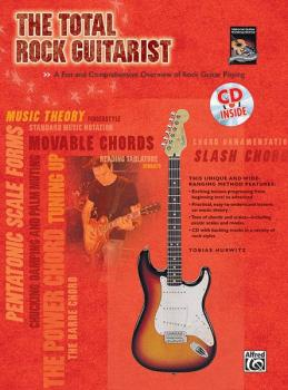 The Total Rock Guitarist: A Fun and Comprehensive Overview of Rock Gui (AL-00-24423)