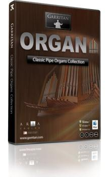 Garritan Classic Pipe Organs™: Virtual Software Instruments (AL-13-GCODLR)