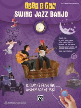 Just for Fun: Swing Jazz Banjo: 12 Swing Era Classics from the Golden  (AL-00-42571)