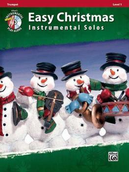 Easy Christmas Instrumental Solos, Level 1 (AL-00-33283)