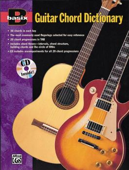 Basix®: Guitar Chord Dictionary (AL-00-16750)