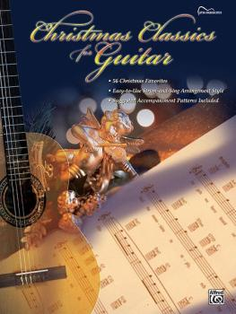 Christmas Classics for Guitar (AL-00-GFM0114)