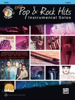Easy Pop & Rock Hits Instrumental Solos for Strings (AL-00-42996)