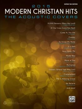 2015 Modern Christian Hits: The Acoustic Covers (AL-00-44541)
