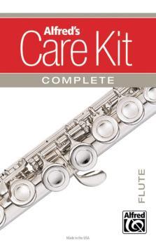 Alfred's Care Kit Complete: Flute (AL-99-1474052)
